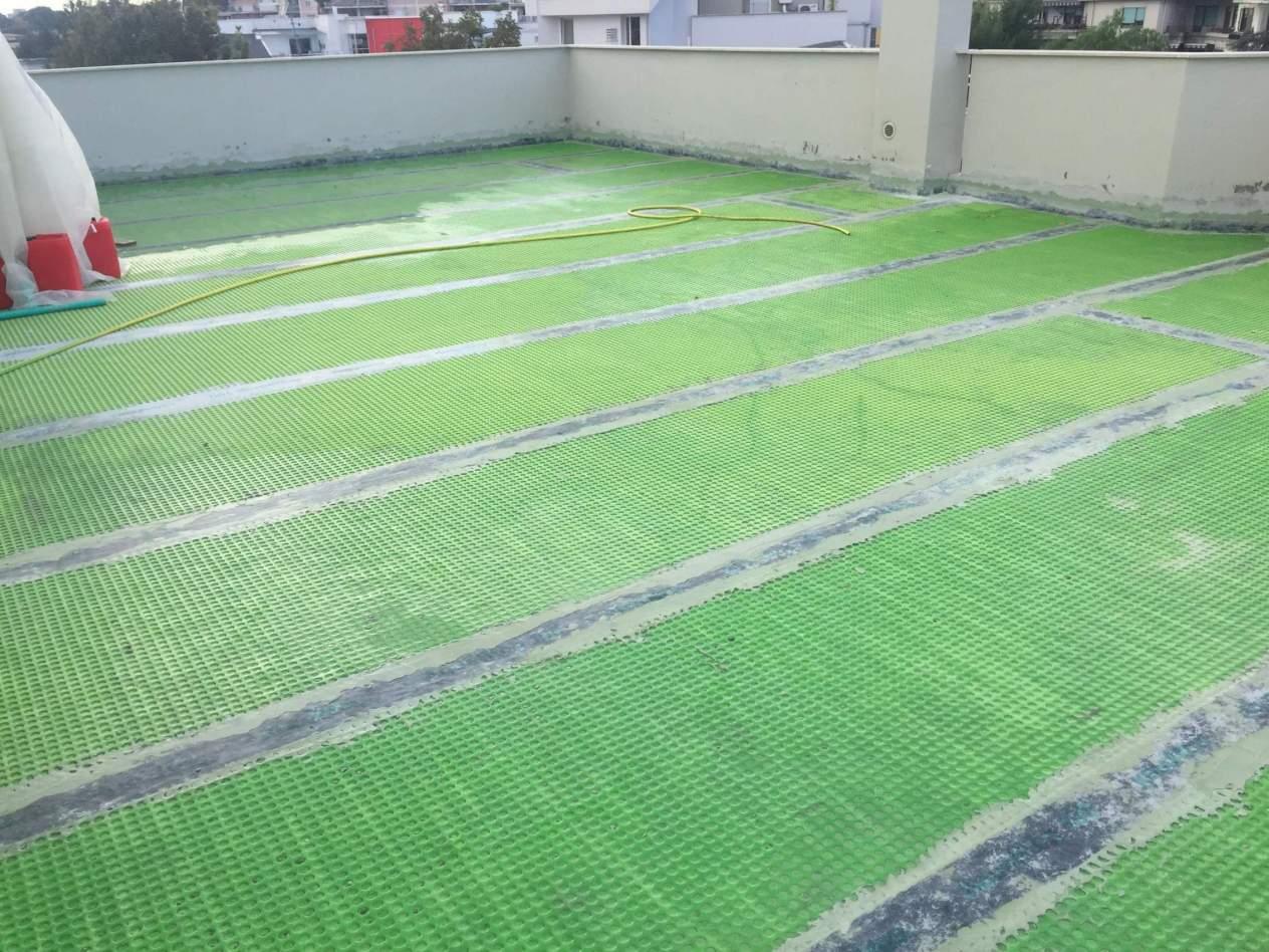 impermeabilizzare terrazzi
