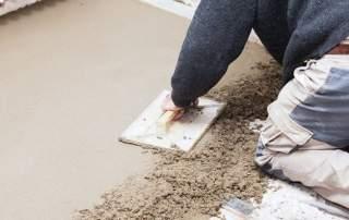 pavimento fessurato