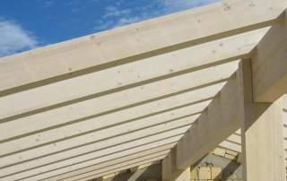 tetti in legno impermeabilizzazione